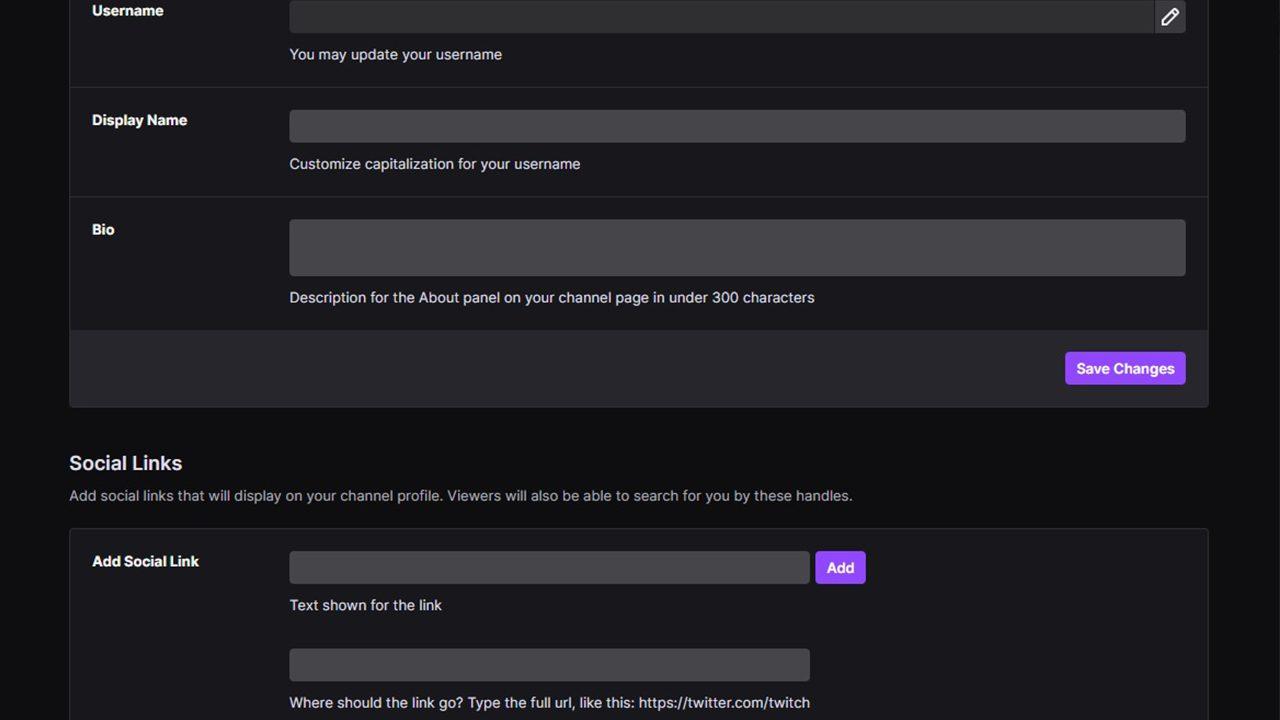 آموزش کانال کردن Twitch